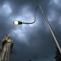 A streetlight miracle