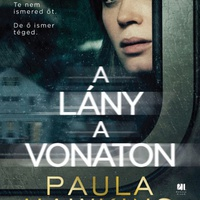 Paula Hawkins: A lány a vonaton
