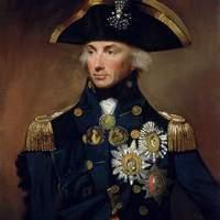 Horatio Nelson admirális
