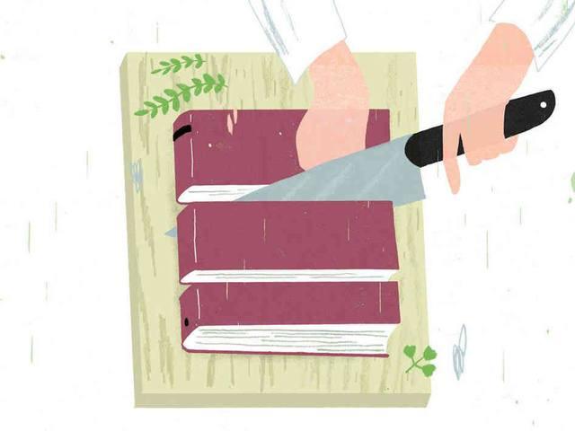 Konyhatündér és könyvmoly egyszerre