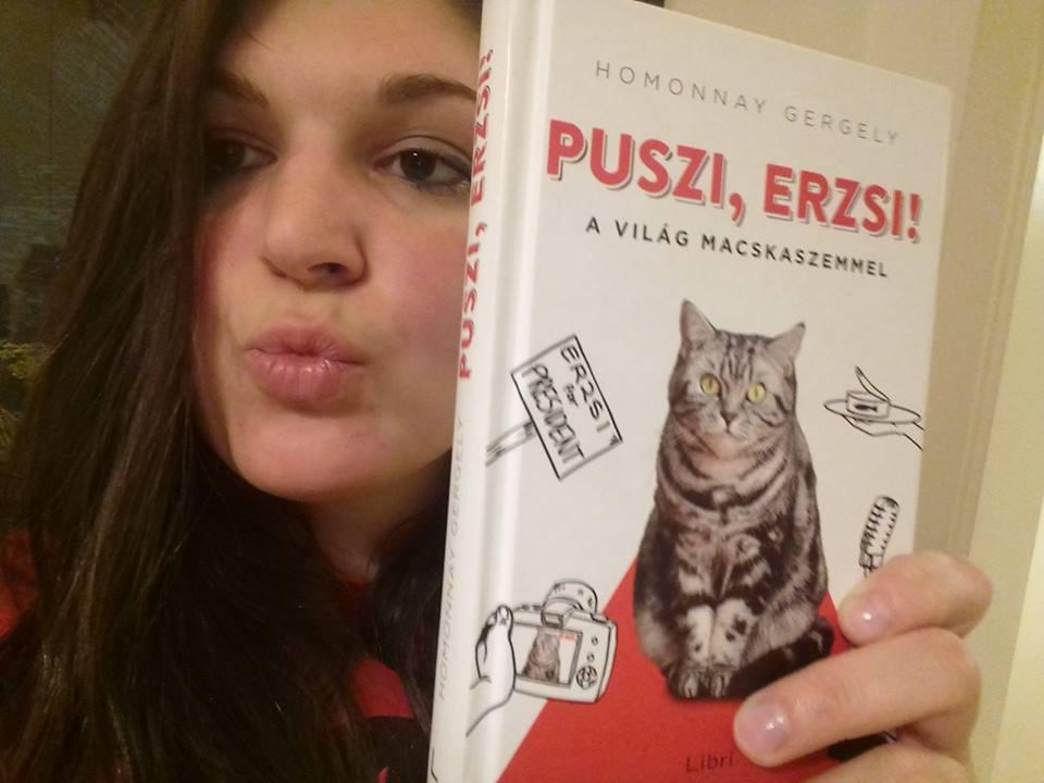 Puszi, Erzsi! - A világ macskaszemmel