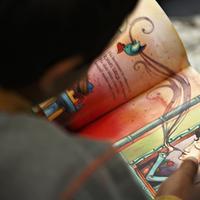 Ormosbányán olvastunk együtt - képek