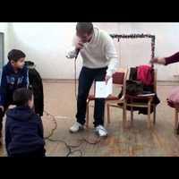 Puskás Peti és Soma Farkaslyukon - videó
