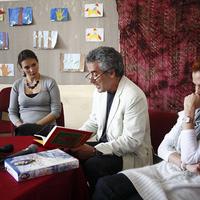 A Deák Diák Általános Iskolában olvastunk együtt