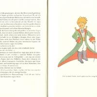 A kis herceg - 2. fejezet - 10-11.oldal
