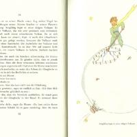 A kis herceg 32-(33). oldal - 9. fejezet