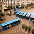 Csoda Pécsen, nem fogyasztanak a buszok!