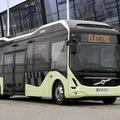 Az új Volvo elektromos busz