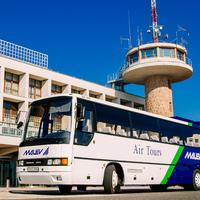 Újjászületett a Malév Air Tours Ikarus-DAF 350 autóbusza