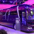 Busworld 2017 - A turistabuszok
