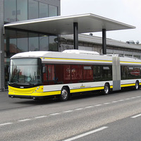 7 új Hess trolibusz Schaffhausenbe