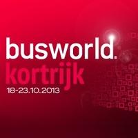 Busworld 2013 kiállítás