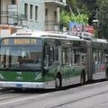 Belga troli Milánóban