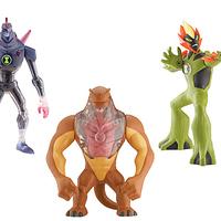 Ha már van Omnitrixed, jöhetnek a figurák!