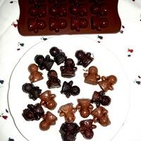 Karácsonyi ajándék ötlet: saját csoki