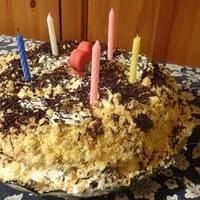 Heti Muníció: Igénytelen születésnapi torta
