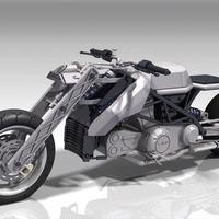 India koncepció motorkerékpár