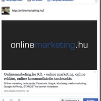 Jól látszik a weboldalad a Facebook-on?