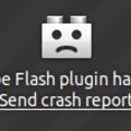 A flash halálára