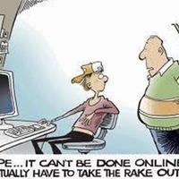 Az offline fontossága