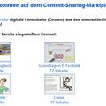 E-learning tananyag adás-vétel