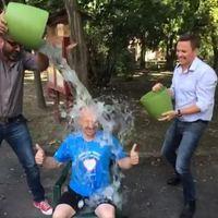 Class FM műsorvezetője is bevállalta az Ice bucket challenge-et