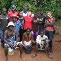 Bizsagó törzs, Bissau Guinea, Nyugat-Afrika