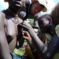 Szuri törzs, Kenya és Szudán határán II.