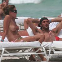 Beach Nude: Alena Seredova