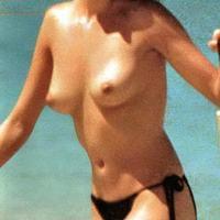 Nude Beach: Penelope Cruz