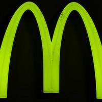 Zöld McDonald's