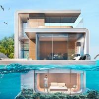 Új, merész luxus apartman elképzelések Dubajban