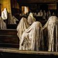 Szellemeket látni egy cseh templomban!