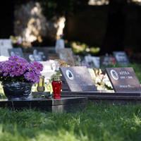 Kedvencek temetése
