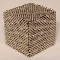 Gyufakockából fajáték – Grid Sticks Cube 4