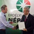 Szurkolunk az Erdélyi Magyar Néppártnak