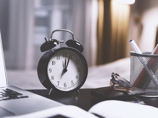 A 3 legjobb időmenedzsment-tipp