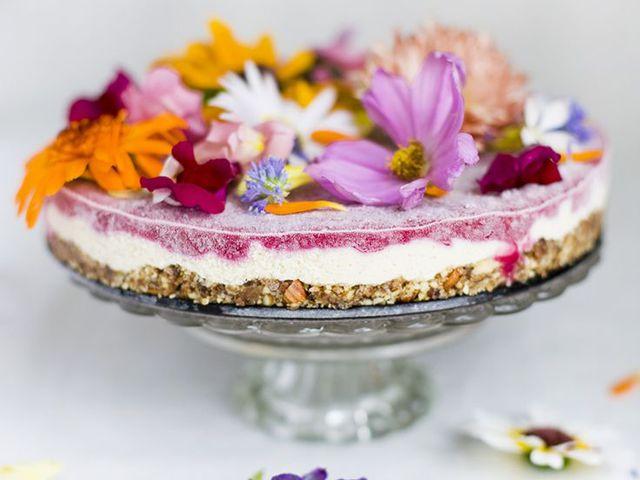 Illat, szín, íz a tányéron: ehető virágok
