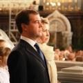 Orosz karácsony: ajándék az egyháznak