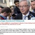 Az archívumból: Történelmi dokumentumok a Juncker-Orbán ügy előzményeiről