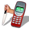 A telefonok sokkal durvábban kémkednek