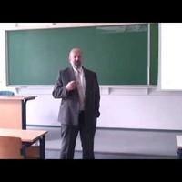 2013. május 14-i nyílt előadásom a Miskolci Egyetem Geofizikai tanszékén