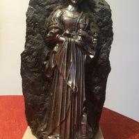 Szent Borbála, a bányászok védőszentje