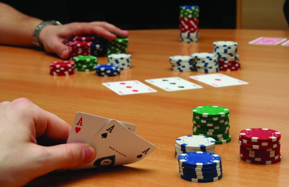Póker játék