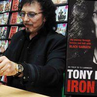 Tony Iommi életrajzi könyvével jelentkezik nyáron a Cser Kiadó