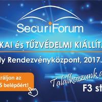 SecuriForum 2017 - FIBARO bemutatása az F3-as standon