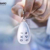 Megérkezett az új Z-Wave-s távirányító - FIBARO KeyFob