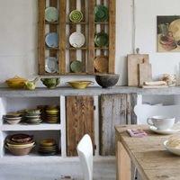 Napi inspiráció: csendélet tányérokkal