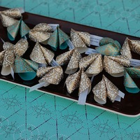 Valentin-napok: szerencsesüti origami