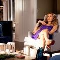 Szex és NY 2. enteriőrök: Carrie és Big nappalija